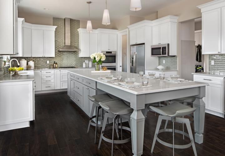 Hunter Pasteur Homes Kitchen