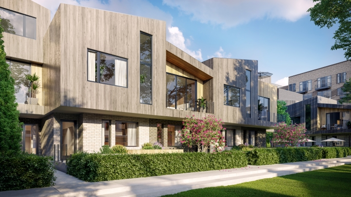 pullman park townhome