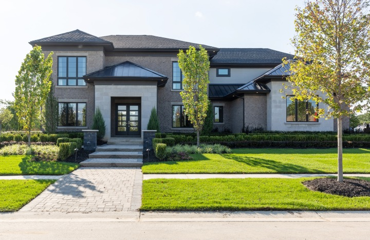 The Baron Estates Model and Sales Center areOPEN!